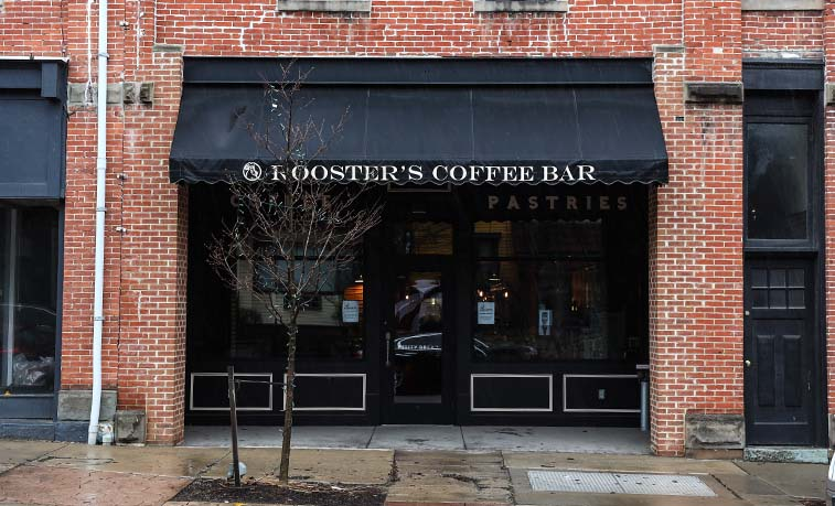 Roosters Coffee Bar