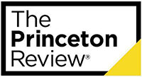 Princton Review badge