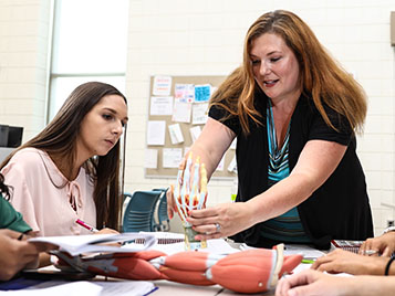 Thumbnail for SRU's occupational therapy doctoral program receives full accreditation